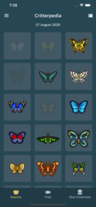 Critterpedia 01