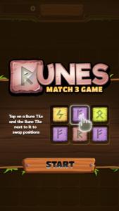Runes match 3 01